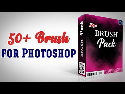 Free Brush Pack For Photoshop | Studio MS
