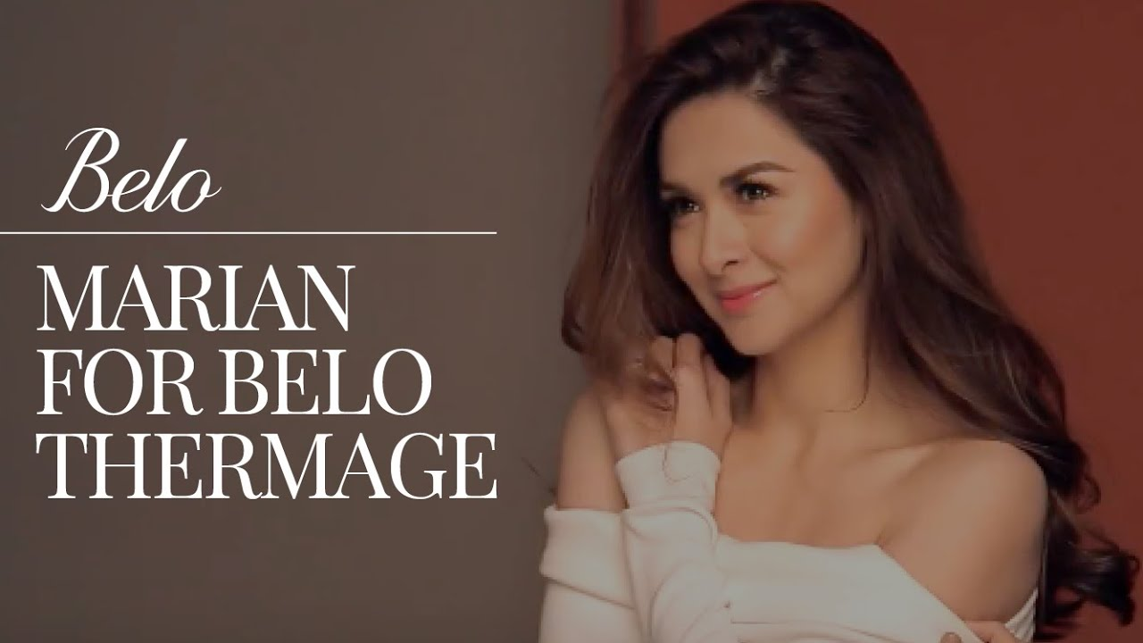 Marian for Belo Thermage - YouTube
