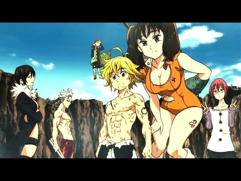 Nanatsu no Tazai AMV   I'm So Sorry 】 Imagine Dragons