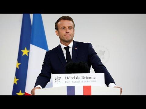 فرنسا تنوي إنشاء قيادة عسكرية خاصة بالفضاء  - 08:53-2019 / 7 / 14