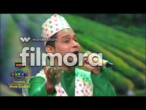 Nepali song at Indian singing reality show यस्तो पो आवाजत्यो पन