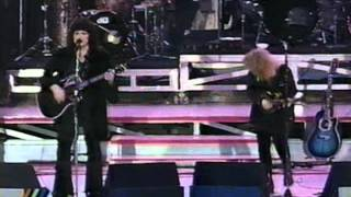 Heart - Battle of Evermore, Led Zeppelin cover (Viña del Mar, Chile1994)