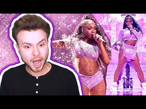 Normani - MOTIVATION (MTV VMAs 2019) Performance [REACTION]
