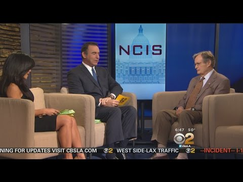 'NCIS' Actor David McCallum Shares New Book
