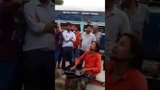 SONU NIGAM //Street Singer Singing Sonu Nigam SONGS | Hidden Talent of India