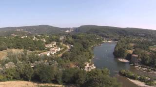 Ardeche 2015 Camping La Roubine TBS Discovery