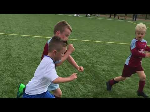 Hillwood 2011s Friendly Matches v Knightswood, Parkmoor & Bishopton Sunday 5th August 2018