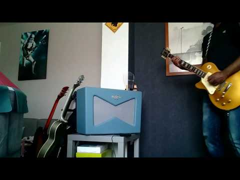 Rival Sons cover - Electric Man with Whammy 5 Polyphonic mode