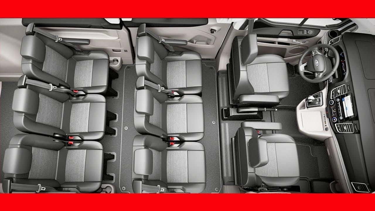 Ford Tourneo Custom YouTube
