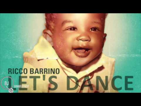 "Ricco Barrino - ""Let's Dance"" (Prod. By Laphelle & Ricco Barrino)"