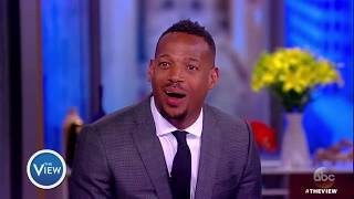 Marlon Wayans Talks Hope Hicks
