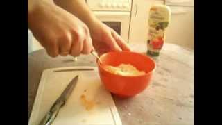 Мастер - класс. Салат из черри и сыра. Грузинское блюдо