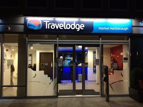 Travelodge Market Harborough Hotel - Room Tour