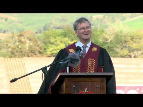 2020 Official Welcoming Address By Prof Arnold Schoonwinkel