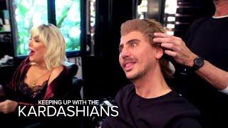 KUWTK   Kris Jenner & Jonathan Cheban Put on Disguises   E!