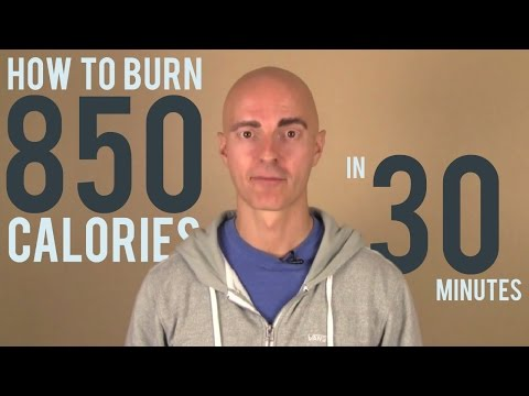 Top Ten Methods to Burn 200 Calories within an hour or so