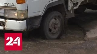 Автопробег Москва - Омск. Омск. Итоговый выпуск