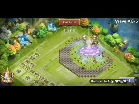 Castle Clash HBM AG (F2P)