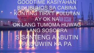 MIKE HANOPOL  BUHAY SEAMAN  song collection   by leony melchor