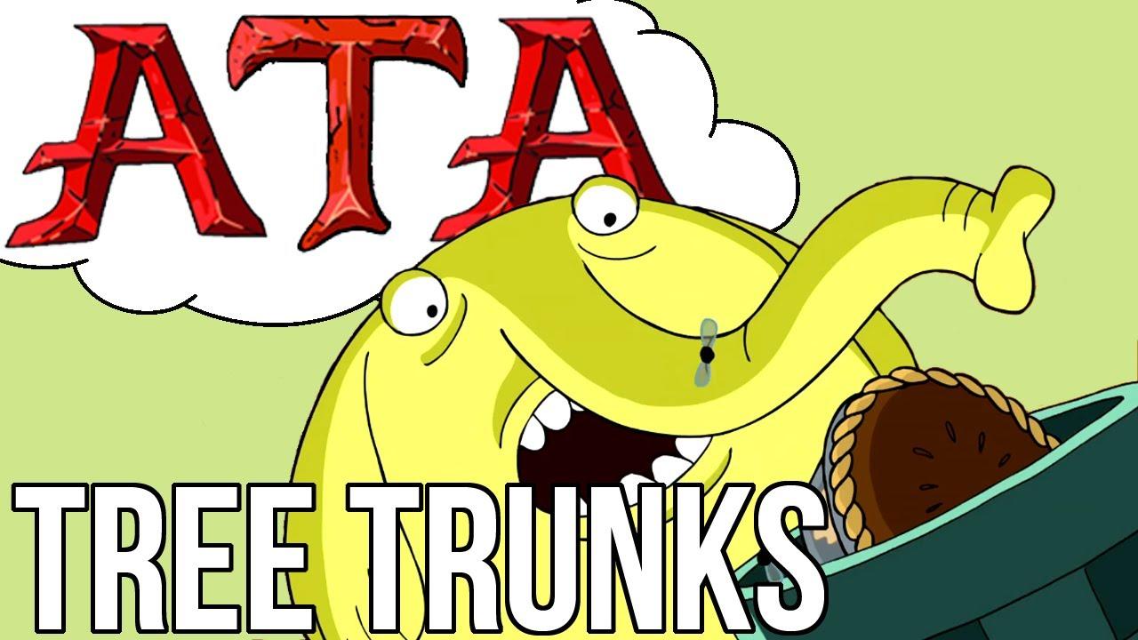 Adventure Time Analysis #5 - Tree Trunks (Season 1, Episode 4)