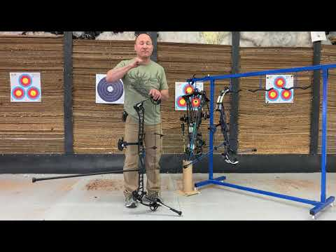 Difference Between A Hunting Bow And A Target Bow