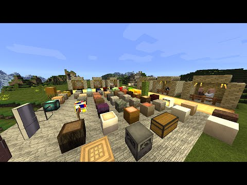 Textura modern house v3 0 shaders para minecraft pe for Modern house minecraft pe 0 12 1