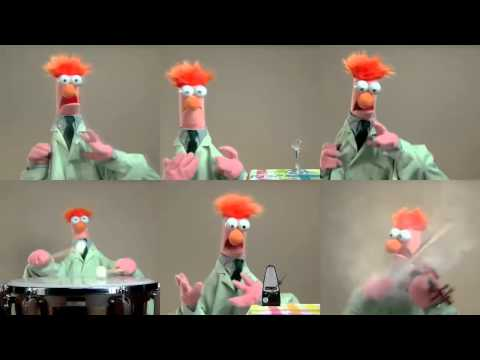 The Muppets Ode to Joy Slowed Down