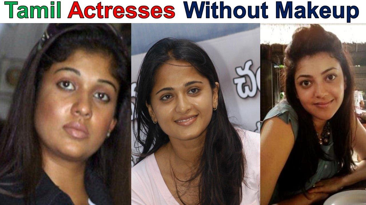 tamil actress without makeup - youtube