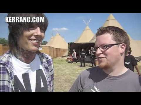 Kerrang! Podcast: Bring Me The Horizon Download 2009