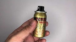 World's Best Sex Delay Spray for Men Review| How to use delay spray for men