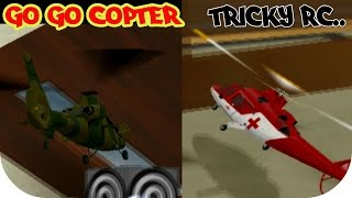 Go Go Copter - Tricky RC Game (PS2) HD