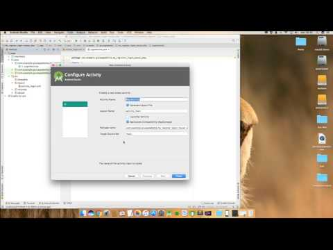 Android Studio Tutorial My Register Login MySql Php Demo