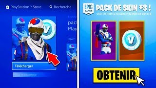 🎁 NEW GLITCH FOR THE SKIN SKIER FOR FREE!! PACK KOREA on Fortnite Battle Royale!