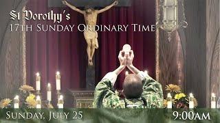 17th Sunday Ordinary Time