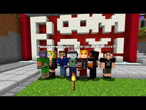 Minecraft - HermitCraft #3: Boom Box Fun