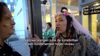 Neem polarisatie serieus - Cultureel advies aan Stedelijk Museum en de Amsterdamse Kunstraad