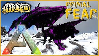 ARK PRIMAL FEAR - 53  CHAOS MANTICORE TAMING SA TAPE TRS FORT FR MOD