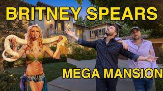Download BRITNEY SPEARS $6.8 MILLION DOLLAR MEGA MANSION | JOSH ALTMAN | REAL ESTATE | EPISODE #58