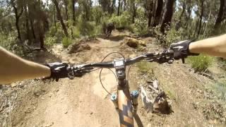 Loco en el Coco trail Kalamunda Gunjin trail Perth