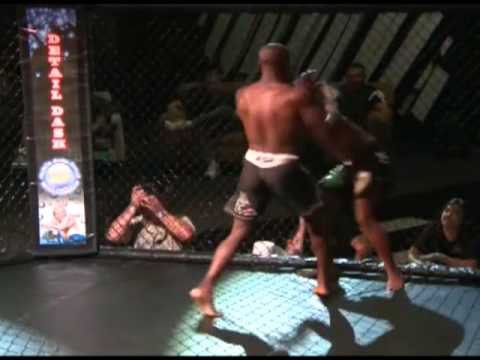 OO XXV- 03 Isaac Williams vs Kwame Yiadom