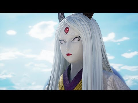 Jump Force : Kaguya All Unique Dialogue Interactions