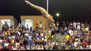 Anastasia Skukhtorova - Copa Pole Dance Sudamericana