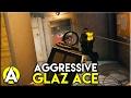 AGGRESSIVE GLAZ ACE & CLUTCH!? - Rainbow Six: Siege