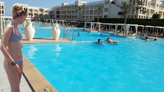 Review Of Hotel Jaz Aquaviva 5★ and Makadi Water World Aqua Park Egypt Hurghada 2019