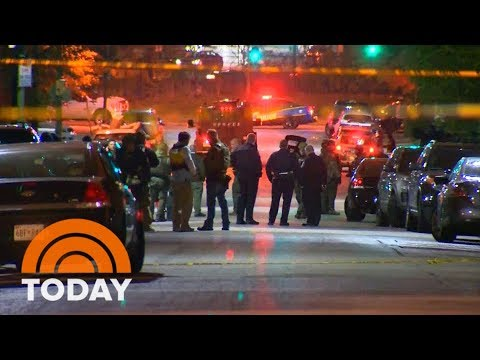 Baltimore Officer Killed With Own Gun: New Details Emerge | TODAY