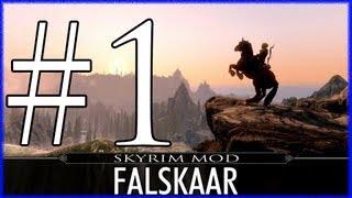 Skyrim : Falskaar #1 - Novo Mod, nova série!