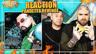 Niko Pandetta - REVENGE ( Disco Completo )| Reaction By Arcade Boyz