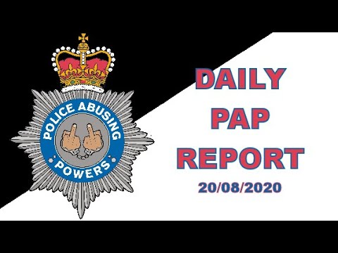 PAP Reports 20.08.20
