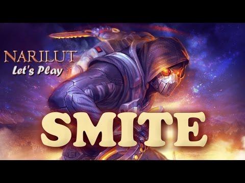 видео: smite - Пробуем играть за Локи (Нарилут)