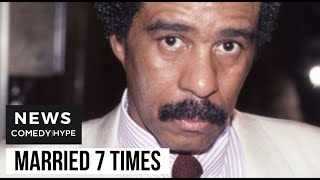 Why Richard Pryor Struggled With Women - CH News